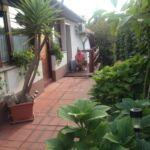 Földszinti kerthelyiséggel 2 fős apartman 1 hálótérrel (pótágyazható)