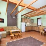 Apartment für 9 Personen mit Dusche und Eigner Küche (Zusatzbett möglich)