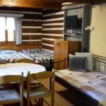 Apartman se sprchou se společnou čajovou kuchyňkou pro 3 os.