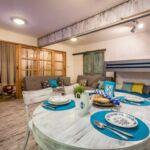 Apartament 10-osobowy z aneksem kuchennym z tarasem