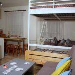 Apartament 4-osobowy z aneksem kuchennym z tarasem