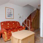 Apartament superior gallery cu 2 camere pentru 3 pers.