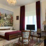 Teraszos Premium franciaágyas szoba (pótágyazható)