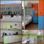 Pokój 16-osobowy ze wspólną łazienką ze wspólnym aneksem kuchennym