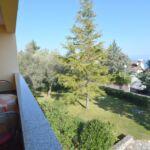 Balkonos légkondicionált 2 fős apartman 1 hálótérrel (pótágyazható)