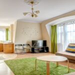 Standard 2-Room Balcony Apartment for 4 Persons