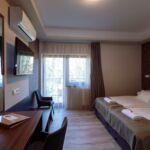 Földszinti Deluxe kétágyas szoba