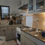 Apartament 5-osobowy z klimatyzacją z tarasem z 2 pomieszczeniami sypialnianymi A-16734-a