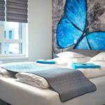 Erkélyes Premium 3 fős apartman 2 hálótérrel