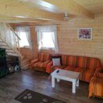 Domek drewniany 10-osobowy