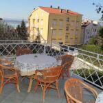 3-Zimmer-Apartment für 8 Personen Obergeschoss mit Aussicht auf den Hof