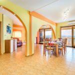 Apartament 9-osobowy Komfort z widokiem na morze z 4 pomieszczeniami sypialnianymi