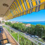 Pogled na more Mali balkon apartman za 8 osoba(e) sa 4 spavaće(om) sobe(om)