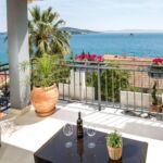 Apartman s klimatizací pro 8 os. se 4 ložnicemi s výhledem na moře