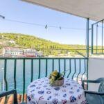 Pogled na more Klimatiziran apartman za 3 osoba(e) sa 1 spavaće(om) sobe(om)