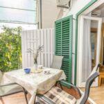 Apartman s klimatizací pro 2 os. s 1 ložnicí s výhledem na moře