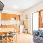 Klimatiziran Na katu apartman za 3 osoba(e) sa 1 spavaće(om) sobe(om)