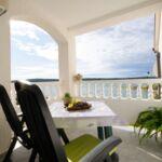 Pogled na more Klimatiziran apartman za 4 osoba(e) sa 2 spavaće(om) sobe(om)