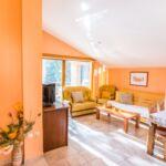 2-Zimmer-Apartment für 4 Personen Obergeschoss mit Klimaanlage
