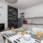 Klimatiziran Prizemni apartman za 4 osoba(e) sa 1 spavaće(om) sobe(om)
