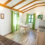 Pogled na more Klimatiziran apartman za 5 osoba(e) sa 2 spavaće(om) sobe(om)