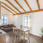 1-Zimmer-Apartment für 4 Personen mit Klimaanlage und Aussicht auf das Meer