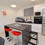 Klimatizirano Sa terasom apartman za 4 osoba(e) sa 2 spavaće(om) sobe(om)