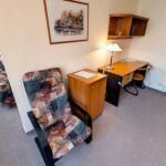 Emeleti fürdőszobás 2 fős apartman 1 hálótérrel (pótágyazható)