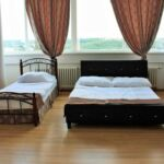 Sa terasom Mali balkon apartman za 4 osoba(e) sa 0 spavaće(om) sobe(om)