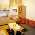 Zuhanyzós Studio 2 fős apartman (pótágyazható)
