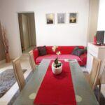 U prizemlju Pogled na dvorište ili atrij apartman za 3 osoba(e) sa 1 spavaće(om) sobe(om)
