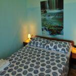 Apartman s klimatizací pro 4 os. se 2 ložnicemi s výhledem na moře (s možností přistýlky)