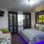 Zuhanyzós légkondicionált 2 fős apartman (pótágyazható)