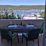 Apartament 4-osobowy Przyjazny podróżom rodzinnym z widokiem na morze z 2 pomieszczeniami sypialnianymi