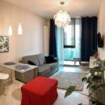 Apartament 2-osobowy na piętrze Deluxe z 1 pomieszczeniem sypialnianym