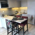 Apartament superior lux cu 2 camere pentru 4 pers.