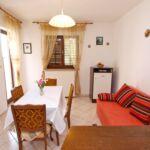 1-Zimmer-Apartment für 3 Personen Parterre (Zusatzbett möglich)