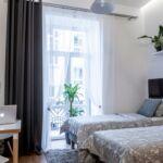 Városra néző Exclusive 4 fős apartman 2 hálótérrel