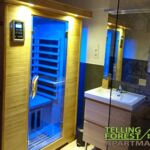 Deluxe Studio Apartman s manželskou postelí s 1 ložnicí