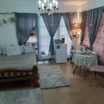 Földszinti Romantik 4 fős lakosztály 2 hálótérrel