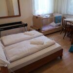 Apartament 4-osobowy na parterze Przyjazny podróżom rodzinnym z 2 pomieszczeniami sypialnianymi (możliwa dostawka)