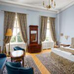 Suita romantica la etaj cu 1 camera pentru 2 pers. (se poate solicita pat suplimentar)