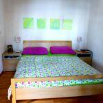 Teraszos Komfort 3 fős apartman 2 hálótérrel