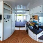 Houseboat Poland