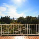 Sea View Upstairs 3-Room Apartment for 5 Persons