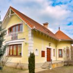 Letní dům (jako celek) s klimatizací pro 7 os. celý Dům (s možností přistýlky)