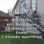 Apartman pro 6 os. se 3 ložnicemi (s možností přistýlky)
