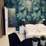 Deluxe Apartman s manželskou postelí s 1 ložnicí v přízemí