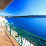 Sea View 1-Room Apartment for 4 Persons with Terrace