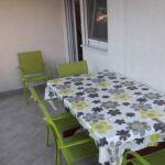 Apartman s klimatizací s terasou pro 4 os. se 2 ložnicemi